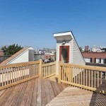 129 E. Fort Ave. Roof Deck
