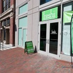 Freshii, 30 Light St. Entry