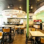 Baja Fresh Dining Area