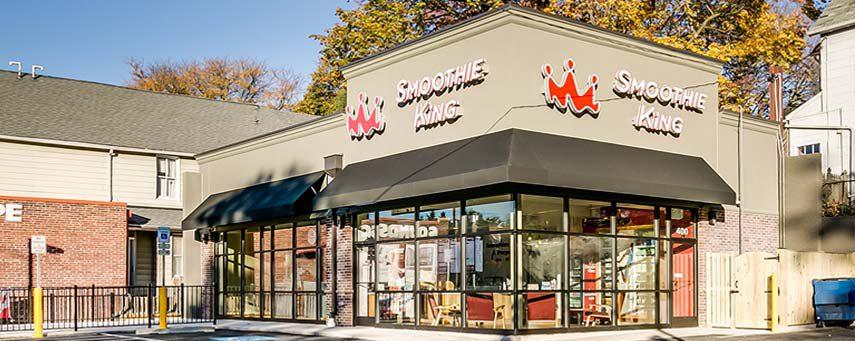 Smoothie King Coldspring Lane, Baltimore, by UrbanBuilt