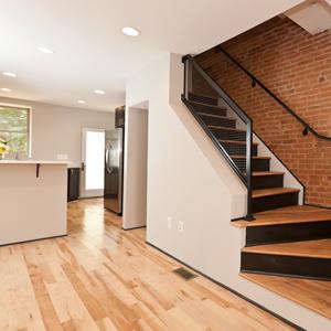 Patapsco St. Residence, Baltimore, MD, by UrbanBuilt